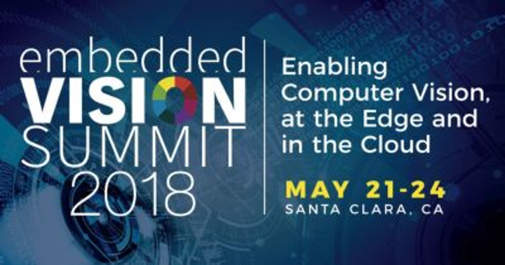 Content Dam Vsd En Articles 2018 05 Embedded Vision Summit 2018 Learn The Latest In Practical Applications In Computer Vision Leftcolumn Article Headerimage File