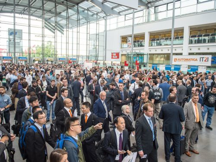 Content Dam Vsd En Articles 2018 06 Automatica 2018 Smart Automation And Industrial Robotics Experts To Gather In Munich Again Leftcolumn Article Headerimage File