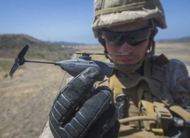 Content Dam Vsd En Articles 2018 06 United States Army To Deploy Personal Reconnaissance Drones From Flir Systems Leftcolumn Article Headerimage File