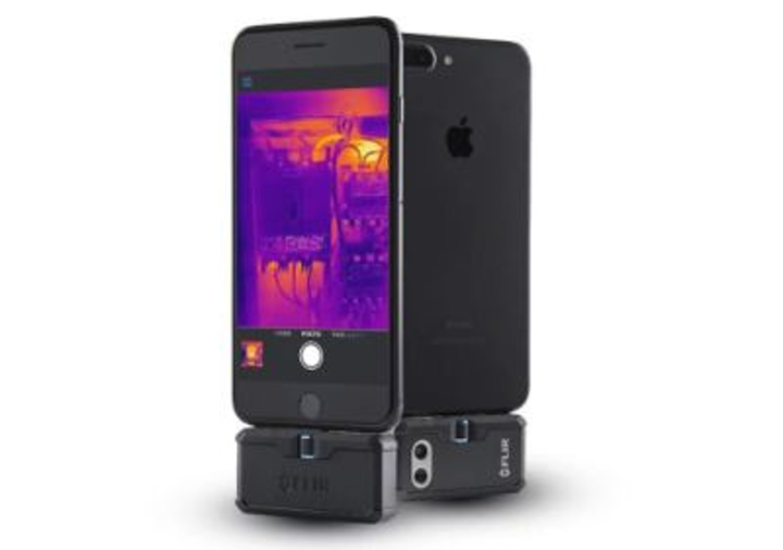 Content Dam Vsd En Articles 2018 07 Lower Cost Thermal Imaging Camera For Smartphones Introduced By Flir Leftcolumn Article Headerimage File