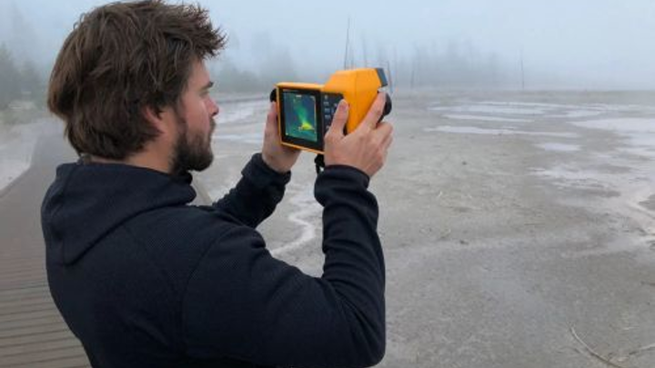 Content Dam Vsd En Articles 2018 08 Infrared Cameras Highlight Temperature Data For Yellowstone National Park Tv Event Leftcolumn Article Headerimage File