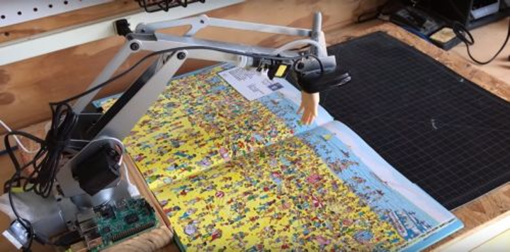 Content Dam Vsd En Articles 2018 08 Machine Learning Software And Vision Guided Robot Team Up To Find Waldo In Under Five Seconds Leftcolumn Article Headerimage File