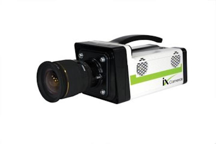 Mid-range high-speed camera introduced by iX Cameras | Vision