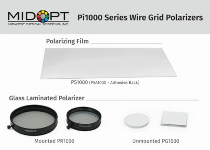 Content Dam Vsd En Articles 2018 10 New Polarizer And Swir Filters From Midopt To Be Showcased At Vision 2018 Leftcolumn Article Headerimage File