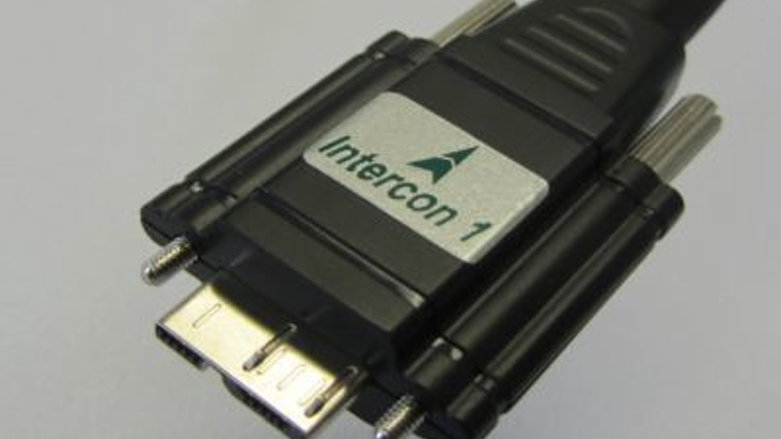 Content Dam Vsd En Articles 2018 10 Usb 3 0 Hybrid Active Optical Cable From Intercon 1 To Be Shown At Vision 2018 Leftcolumn Article Headerimage File