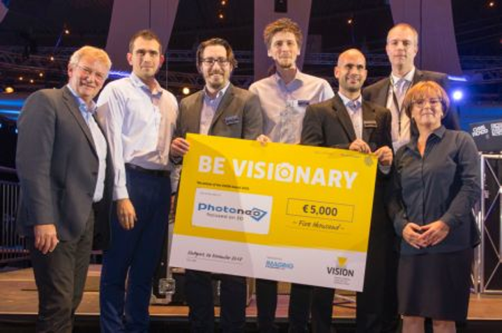 Content Dam Vsd En Articles 2018 11 3d Camera From Photoneo Wins 2018 Vision Award Leftcolumn Article Headerimage File