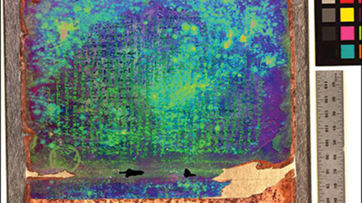 Content Dam Vsd En Articles Print Volume 20 Issue 9 Departments Technology Trends Multispectral Imaging Multispectral Imaging Reveals Secrets Of Ancient Text Leftcolumn Article Thumbnailimage File