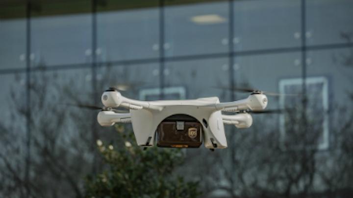 Ups Medical Drone