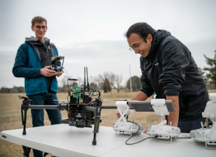 Virginia Tech Search And Rescue Drones