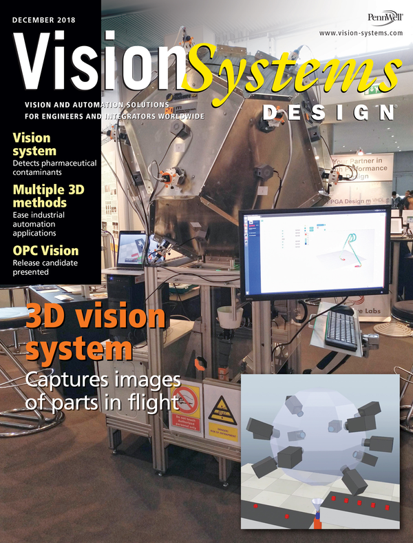Vision Systems Design Volume 23, Issue 11