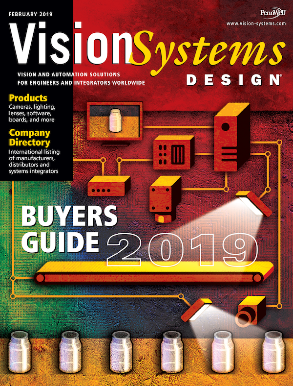 Vision Systems Design Volume 24, Issue 2