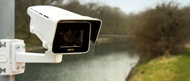 Axis P1375 And Axis P1375 E Network Camera