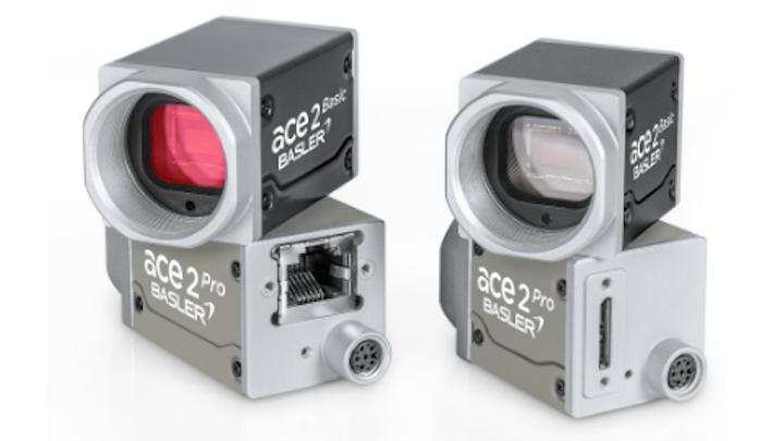 Basler Ace 2 Cameras