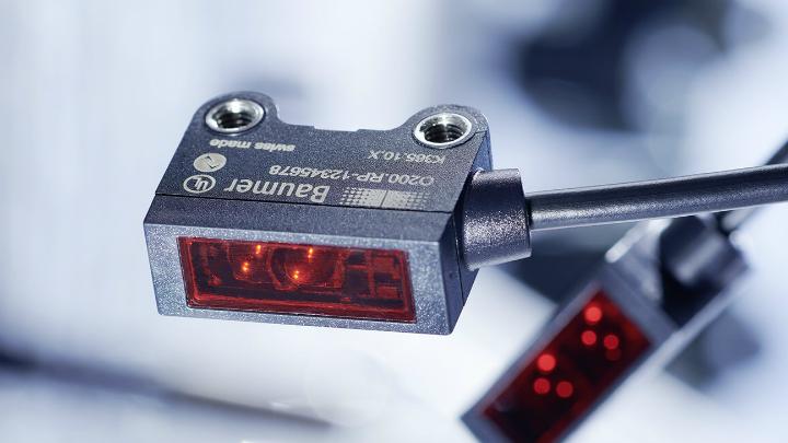 Baumer 0200 Miniature Sensor