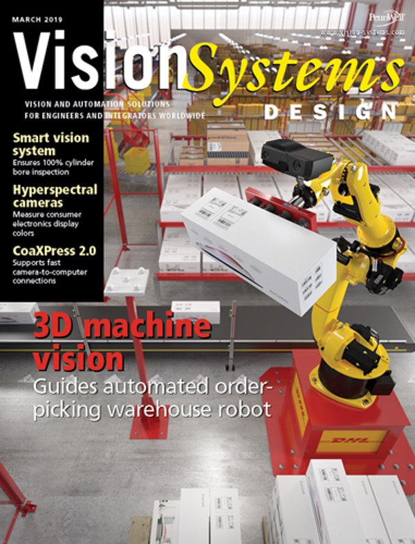 Vision Systems Design Volume 24, Issue 3
