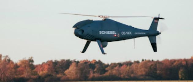 Schiebel Camcopter Uas