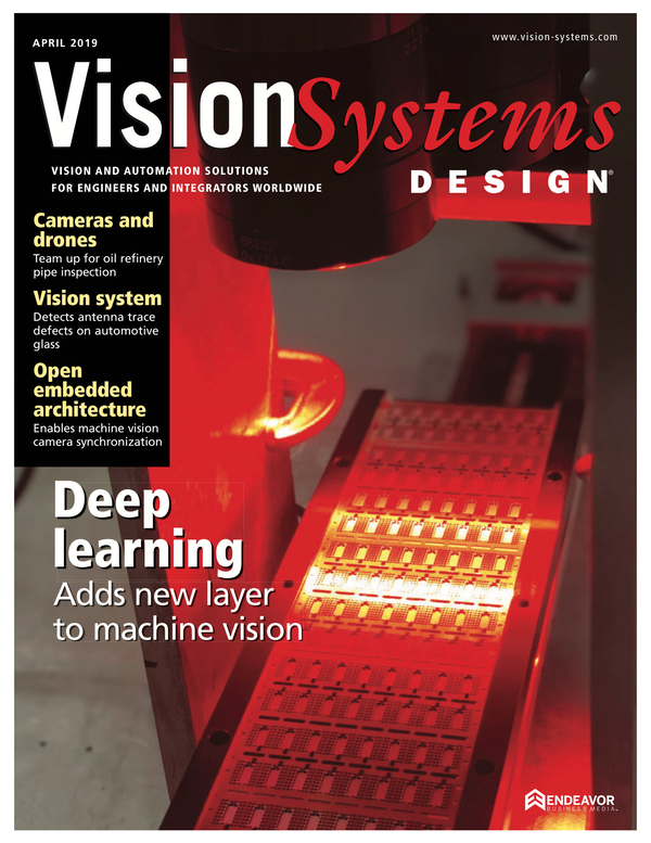 Volume 24, Issue 4 | Vision Systems Design