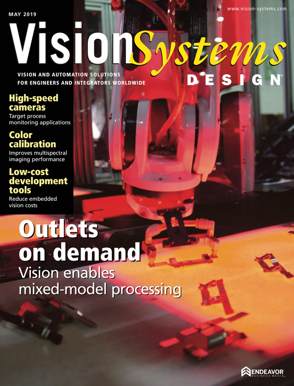 Vision Systems Design Volume 24, Issue 5