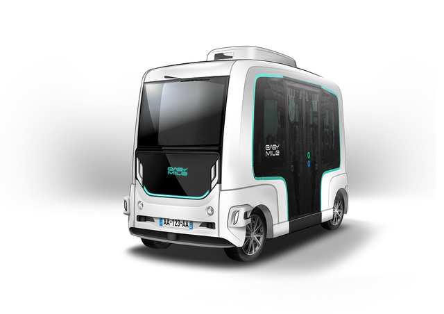 Unmanned systems: More independence for autonomous shuttles