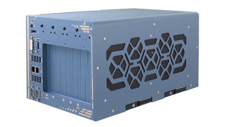 Neousys Nuvo 8208 Gc Computing Platform