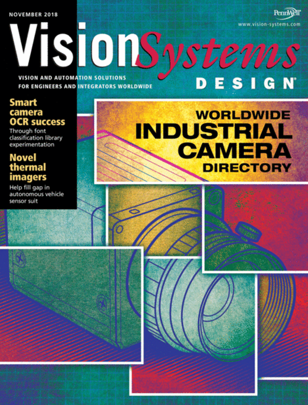 Vision Systems Design Volume 23, Issue 10