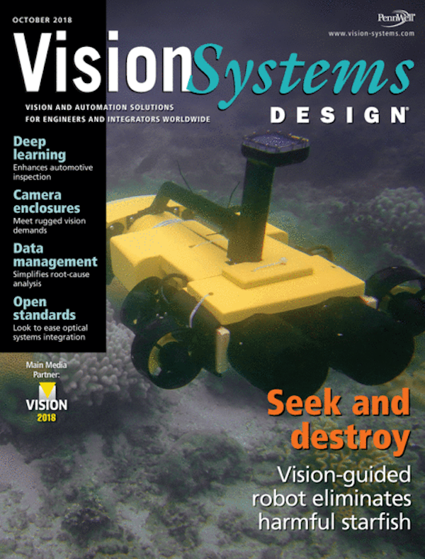 Vision Systems Design Volume 23, Issue 9