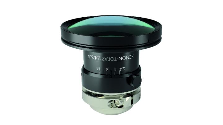 Schneider Kreuznach 6 5mm Xenon Topaz C Mount Lens