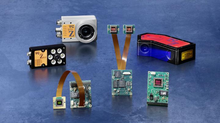 Vc Mipi Cameras V Cnano3 Dz Laser Profiler
