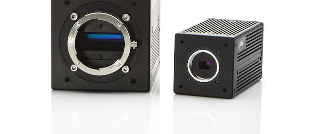 basler blaze 3D camera with sony depthsense IMX556PLR C