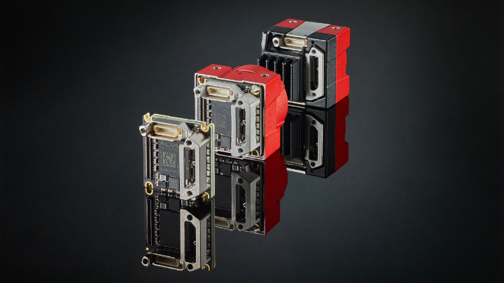 machine vision embedded cameras alvium series | Vision Systems Design