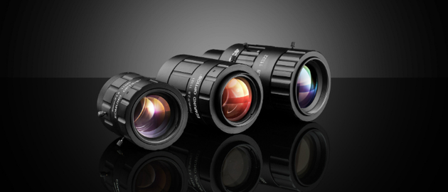 Edmund Optics Ca Series Fixed Focal Length Lenses