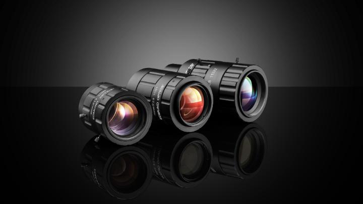 Edmund Optics Ca Series Fixed Focal Length Lenses