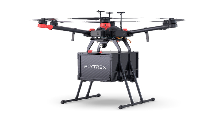 Flytrex Delivery Drone