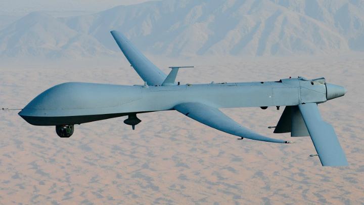 الذكرى 25 لتاسيسها : عائله طائرات PREDATOR تحتفل بموثوقيتها واعتماديتها  Predator_A_drone.5d3aff50688d4