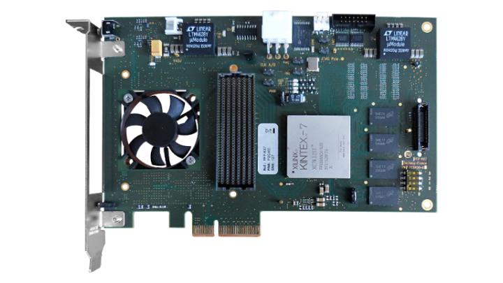 Techway Pfp Kx7plus Fpga Board