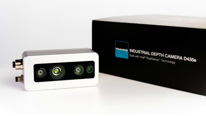 Framos D435e Industrial Depth Camera