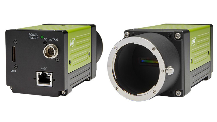 Jai Sw 4000 Tl 10 Ge Trilinear Camera