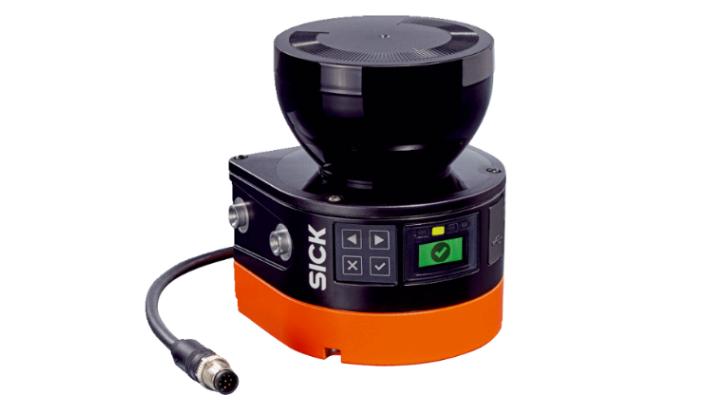 Sick Outdoor Scan 3 Safety Laser Scanner