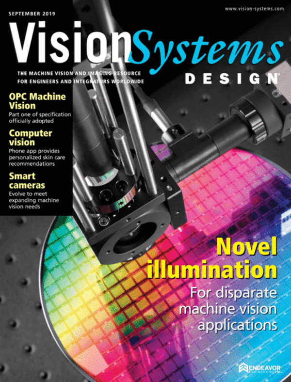 Vision Systems Design Volume 24, Issue 8